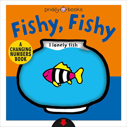 Fishy, Fishy: A Changing Picture Book