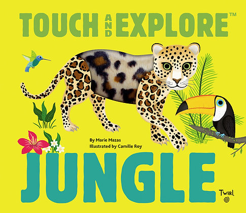 Jungle - Touch and Explore