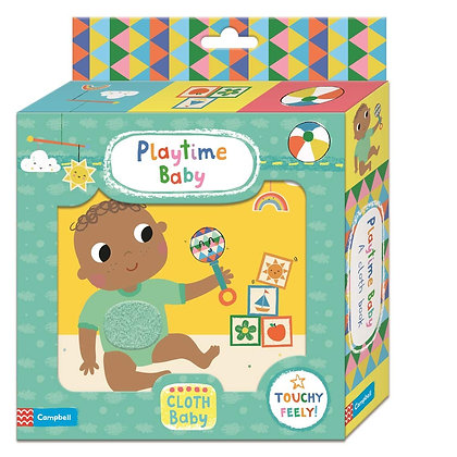 Playtime Baby (cloth book)