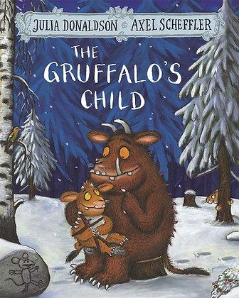 The Gruffalo's Child - Paperback
