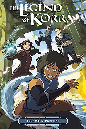 The Legend of Korra: Turf Wars Part 1
