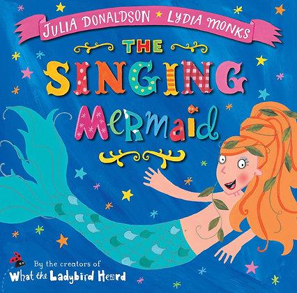 The Singing Mermaid - Board Book