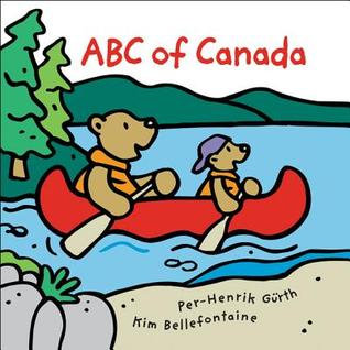 ABC of Canada (Paperback)