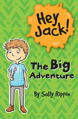Hey Jack! : The Big Adventure