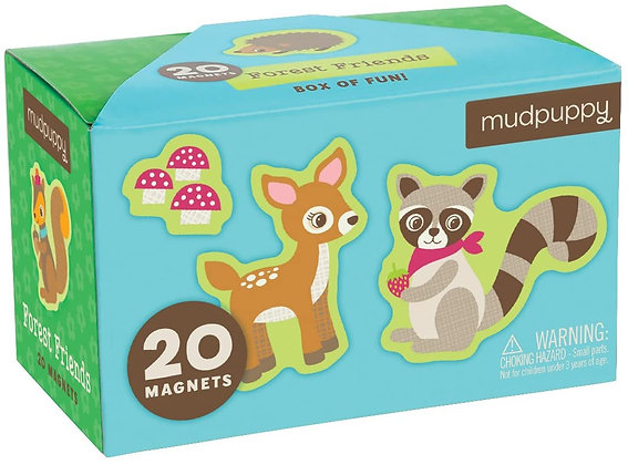 Forest Friends 20 Magnets