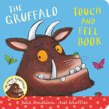 My First Gruffalo: Touch and Feel