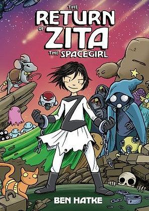 The Return of Zita the Spacegirl (#3)