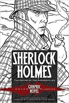 Sherlock Holmes Graphic Novel: The Hound of Baskervilles