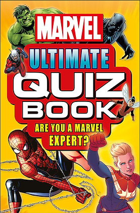Marvel: Ultimate Quiz Book