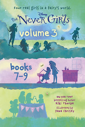Never Girls Volume 3 (Books 7-9)