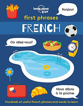 First Phrases French