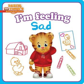 Daniel Tiger's Neighborhood: I'm Feeling Sad