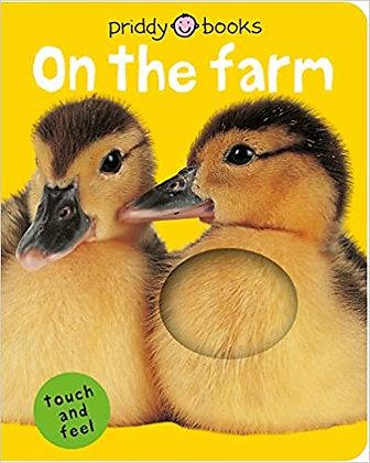 On the Farm (Touch & Feel)