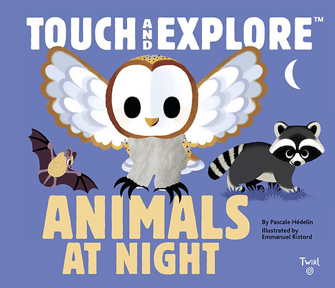 Animals at Night - Touch and Explore