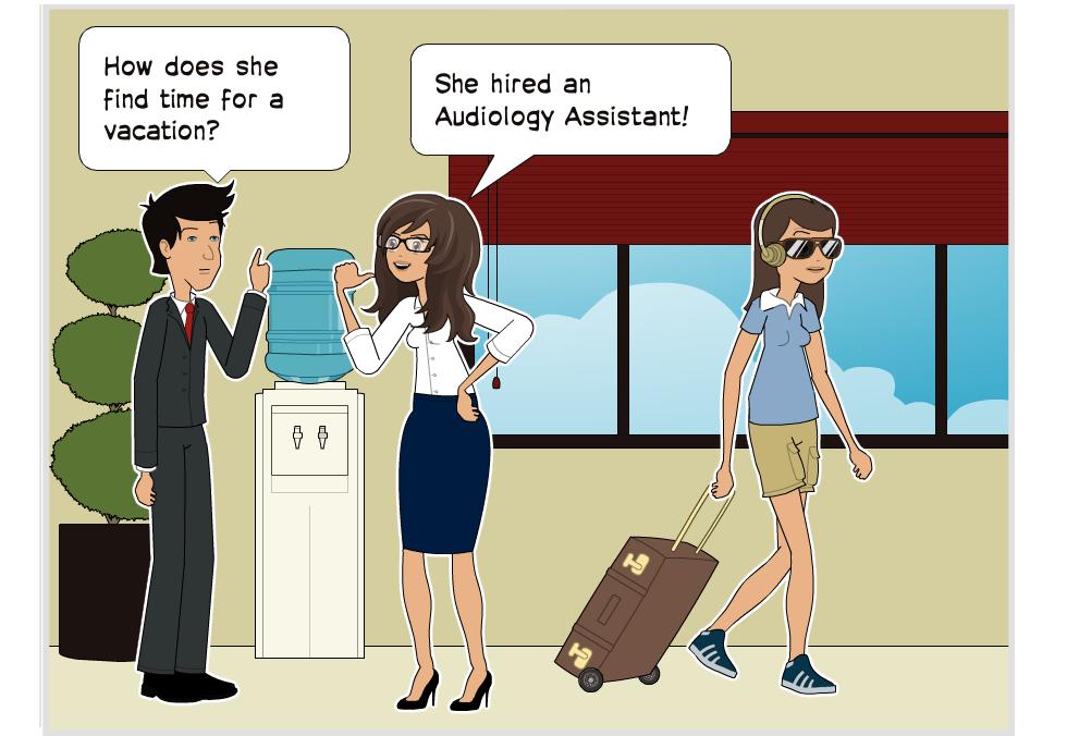 Stress free vacations!