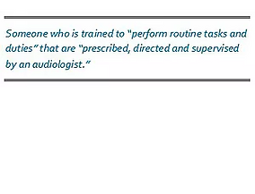 What is an Audiology Assistant