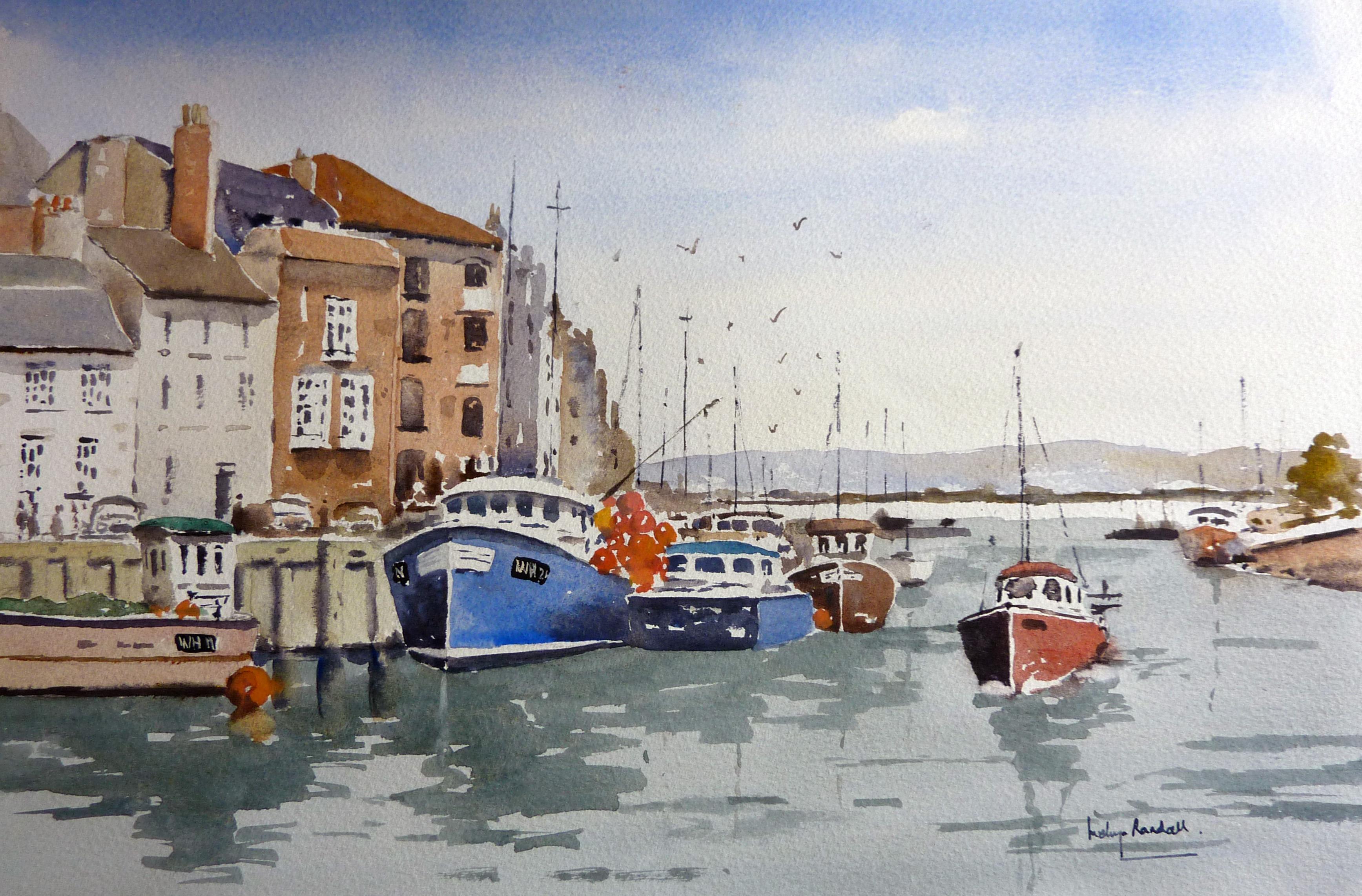 weymouthn harbour
