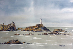 Corbiere Lighthouse,  Channel Islands