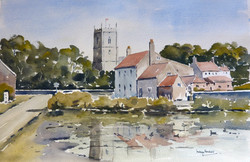 Great Massingham, Village Pond
