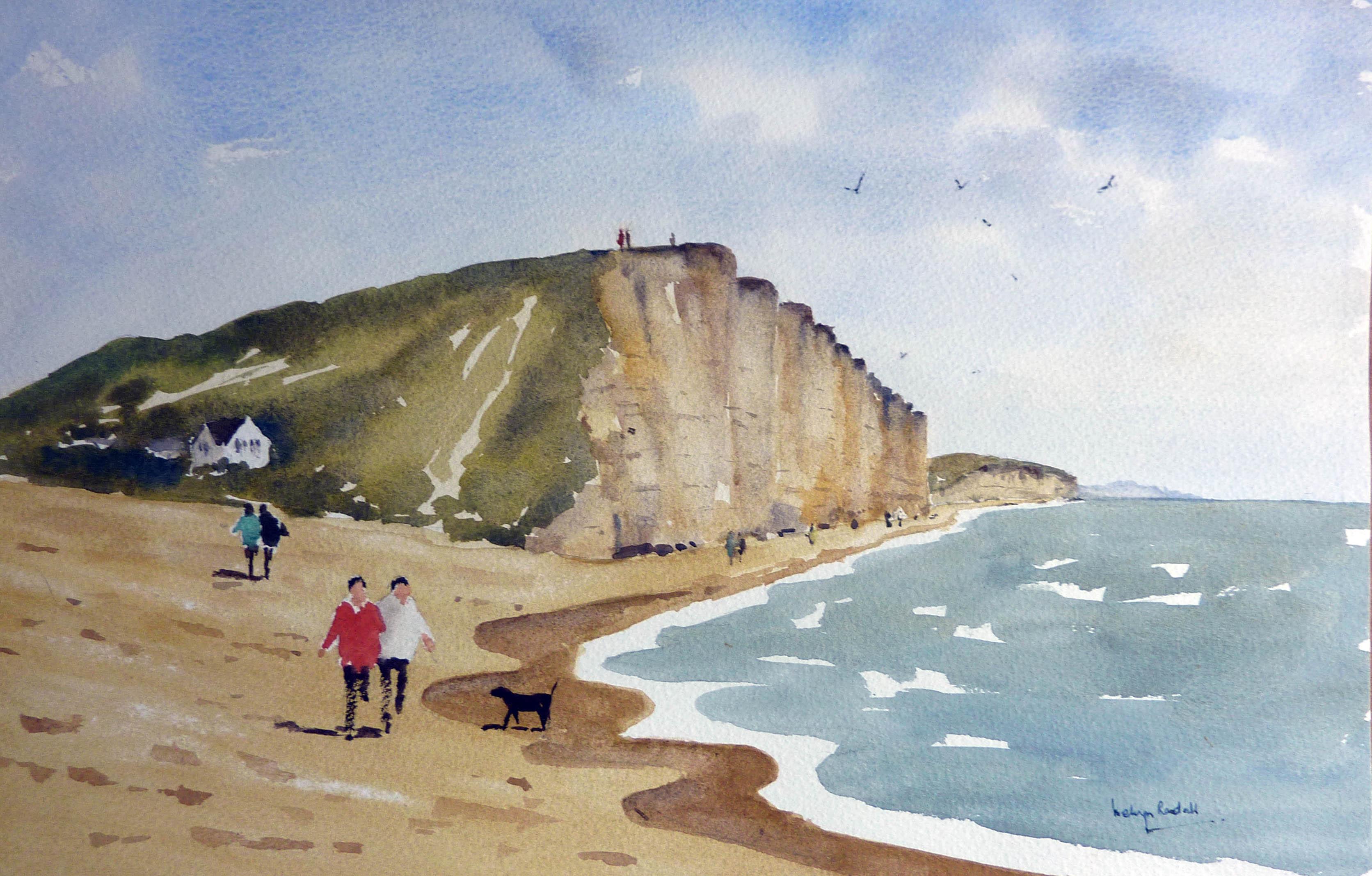 West Bay Dorset