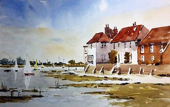 Watercolour, Artist,Melvyn, Randall,Wiltshire, Sale, Paintings, Demonstrations, Gallery,watercolor