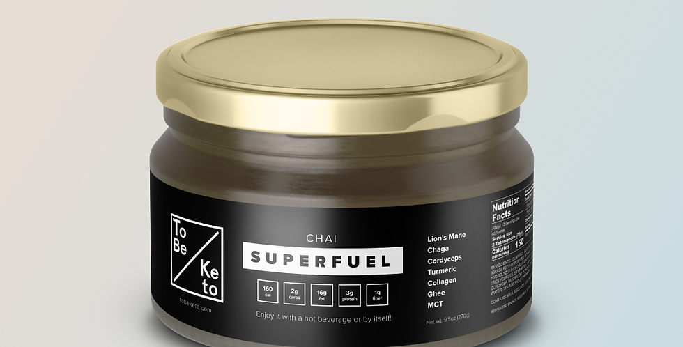 Chai SuperFuel Jar