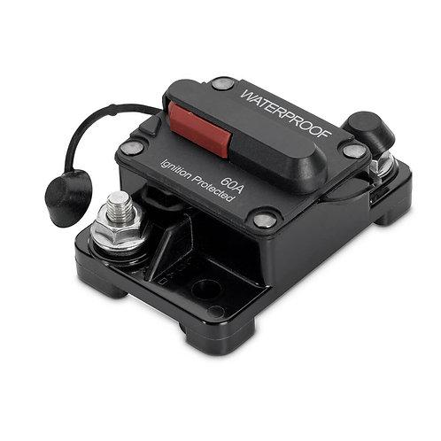 Corta circuitos - Circuit Breaker (60A waterproof)