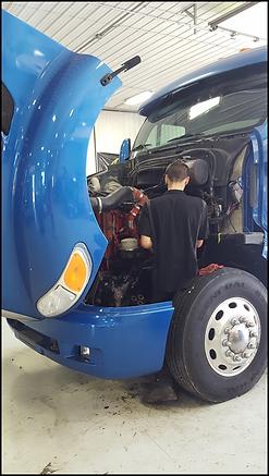 Wease Equipment Tractor-Trailer Repair