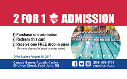 Canada Games Aquatic Centre