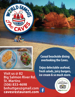 The Caves Restaurant