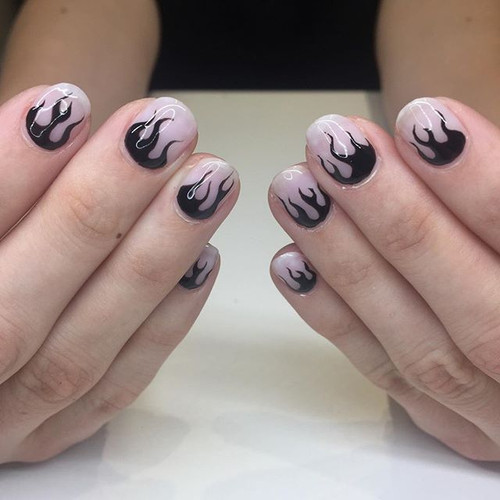 nails to match our souls _nailthoughts �
