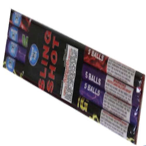 Sling Shot Magnum Candles (4 Pack)