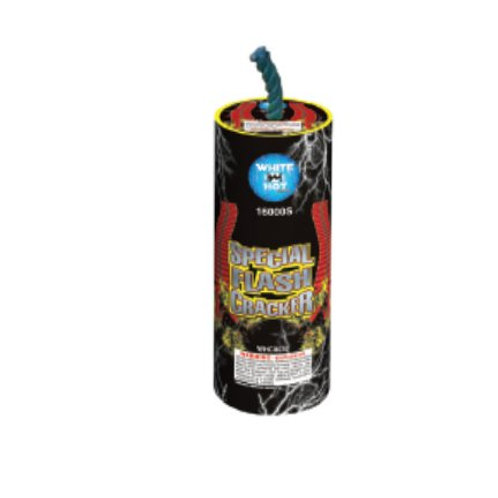 White Hot Firecrackers 1-1/2 (16000 Tube)