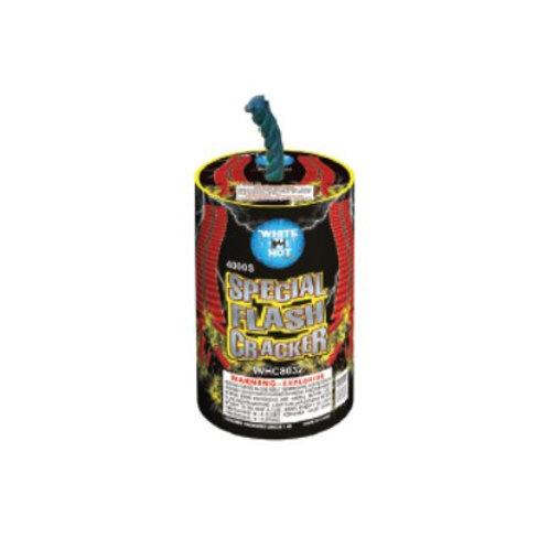 White Hot Firecrackers Tube 4000 Ct