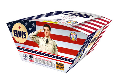 Red,White,and Blue (Elvis)