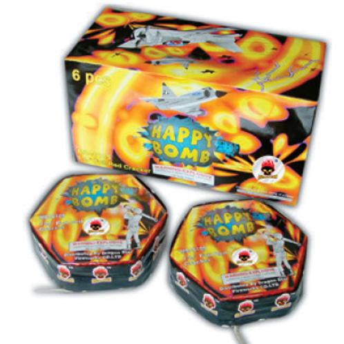 Happy Bomb Megabanger 1 pc