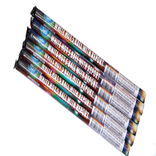 5 Ball Roman Candle (6 Pack)