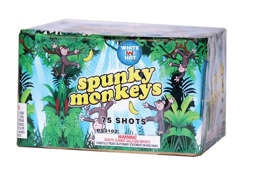 Spunky Monkeys