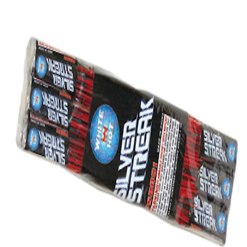 Silver Streak Bottle Rocket w/tail