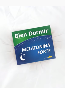 Biendormir Melatonina Forte