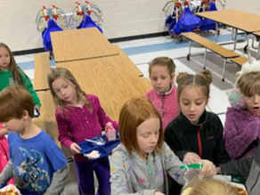 2nd Graders Stop Food Waste