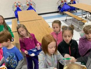 2nd Graders Stop Food Waste