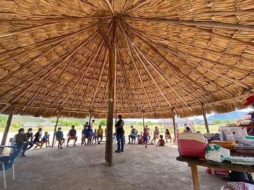 Erros do governo federal comprometem gestão da saúde indígena em Roraima.