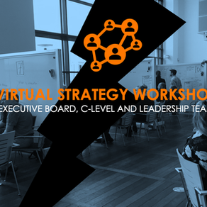 Virtual Strategy Workshop to accelerate change due to Covid-19