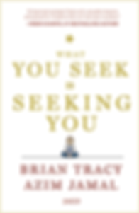 Azim Jamal The Corporate Sufi What You Seek is Seeking You Book Cover