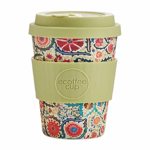 Ecoffee Cup Bamboo Reusable Coffee Cup