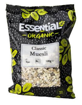 Essential / Muesli Classic 500g