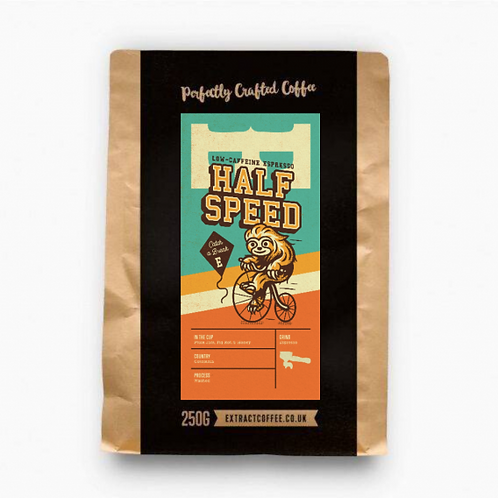 Half Speed - Low Caffeine Espresso