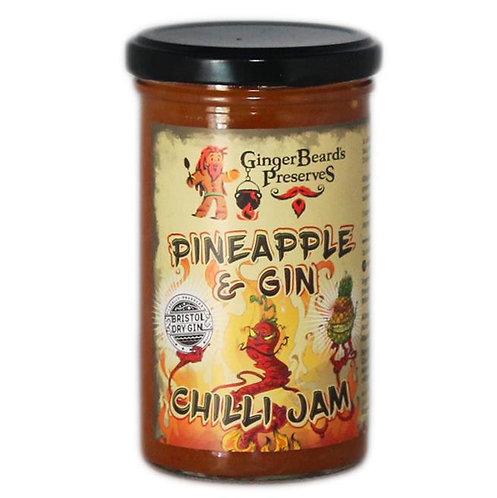 Pineapple & Gin Chilli Jam