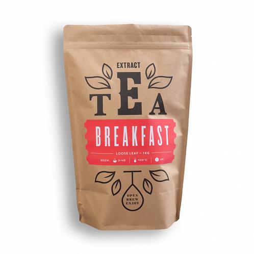 Extract Tea - Breakfast 1kg